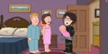 Family Guy with Edward Scissorshands! - family-guy photo