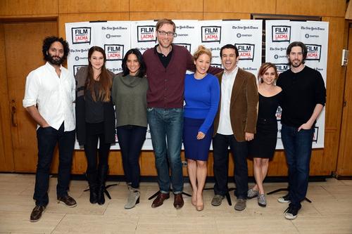 Film Independent's Live Read Of Woody Allen's (November 14, 2012)