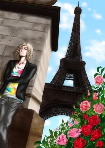 France in Paris