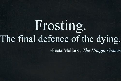 Funny Peeta Quote