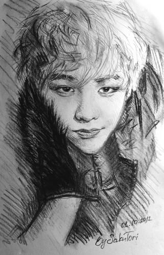 G-Dragon por SakuTori