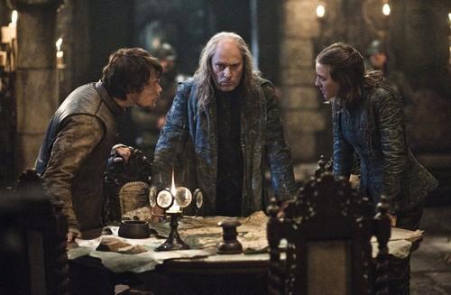 Balon, Asha & Theon Greyjoy
