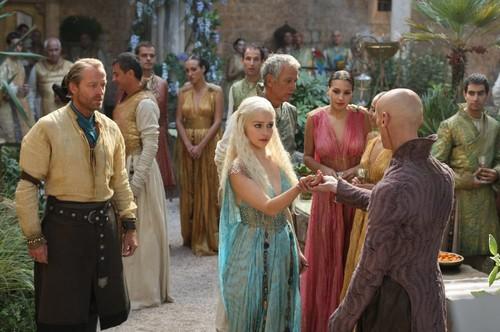 Daenerys Targaryen & Pyat Pree