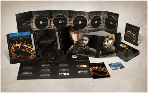Game of Thrones- season 2- Blu-ray
