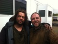 Gerard Jordan (Biter) & Andy Beckwith (Rorge) - game-of-thrones photo