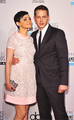 Ginnifer Goodwin and Josh Dallas at the 2012 American Music Awards - ginnifer-goodwin-and-josh-dallas photo