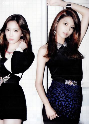 "Girls' Generation ""Flower Power"""