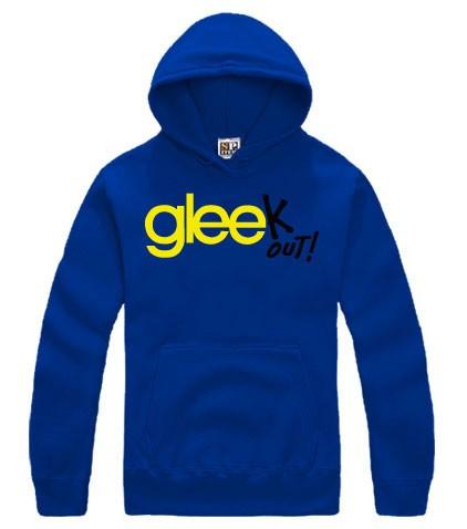 Glee logo hoodie