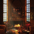 Gryffindor common room - pottermore photo