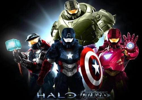 Halo Avengers