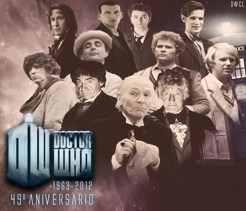 Happy 49th Birthday, 'Doctor Who'!