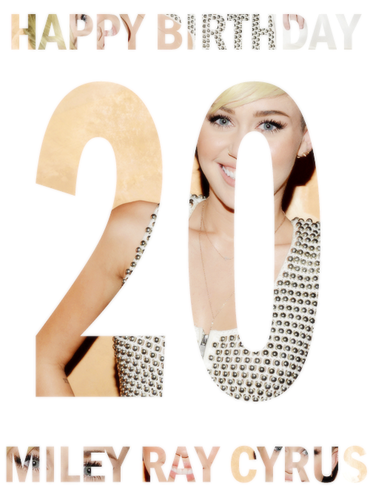 Happy Birthday Miley <3