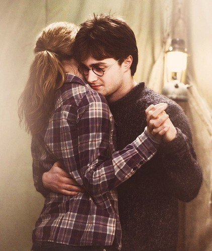 Harry & Hermione