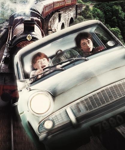 Harry & Ron