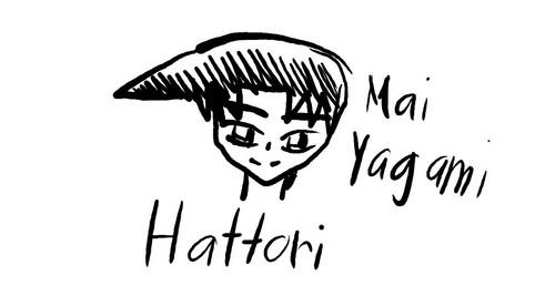 Hattori Heiji fan art