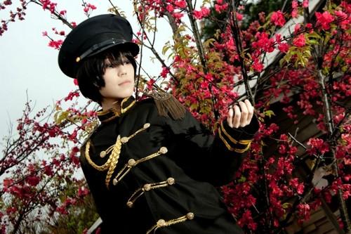 হেটালিয়া cosplay