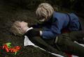 Hetalia cosplay - anime fan art