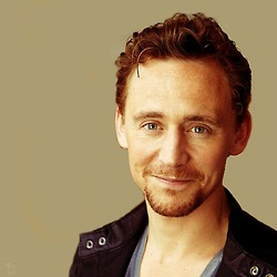 Hiddles smiles and laughs!