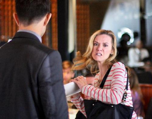 Hilarie burton In her New Movie Naughty atau Nice