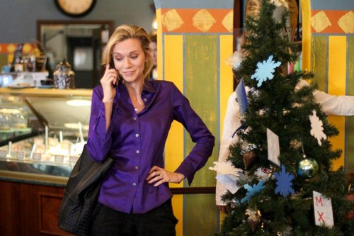 Hilarie बर्टन in her new movie Naughty या Nice