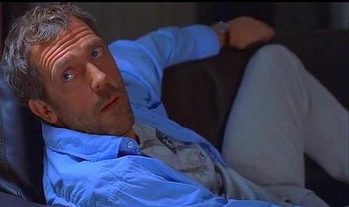 Hugh Laurie- HouseMD
