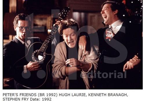 Hugh Laurie- Peter's mga kaibigan 1992