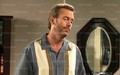 Hugh Laurie appeared as Charlie Sheen's Two and a Half Men character in a dream sequence in House