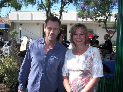 Hugh Laurie+fãn 2008