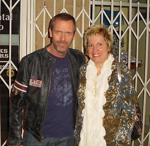 Hugh Laurie+fãn- 2010