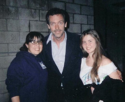 Hugh Laurie+ fãn girls