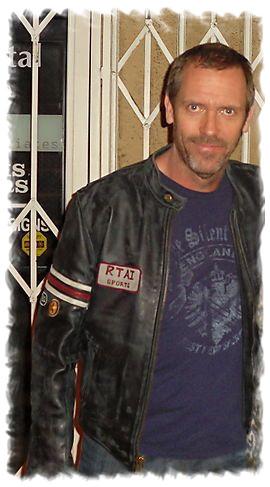 Hugh Laurie- 2010