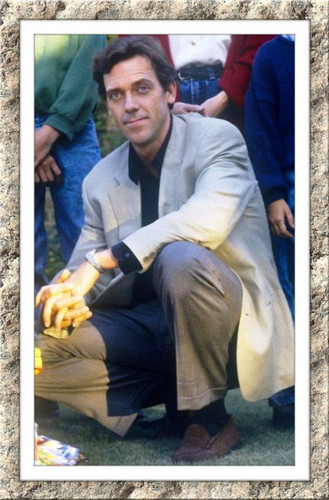 Hugh Laurie in All 또는 Nothing at All- 1993