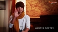 Hyesung Winter Poetry