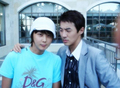 Hyesung and junjin
