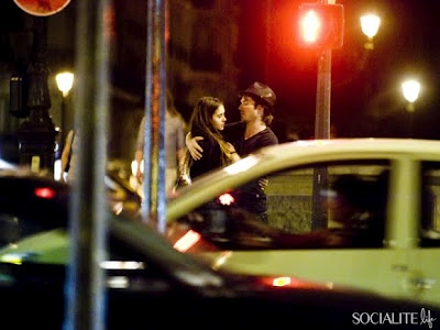 Ian & Nina in Paris-2