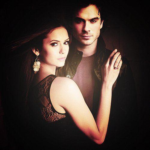 Ian & Nina lookin' fabulous!
