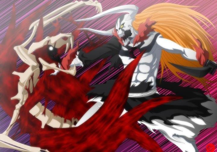 Ichigo Full Hollow