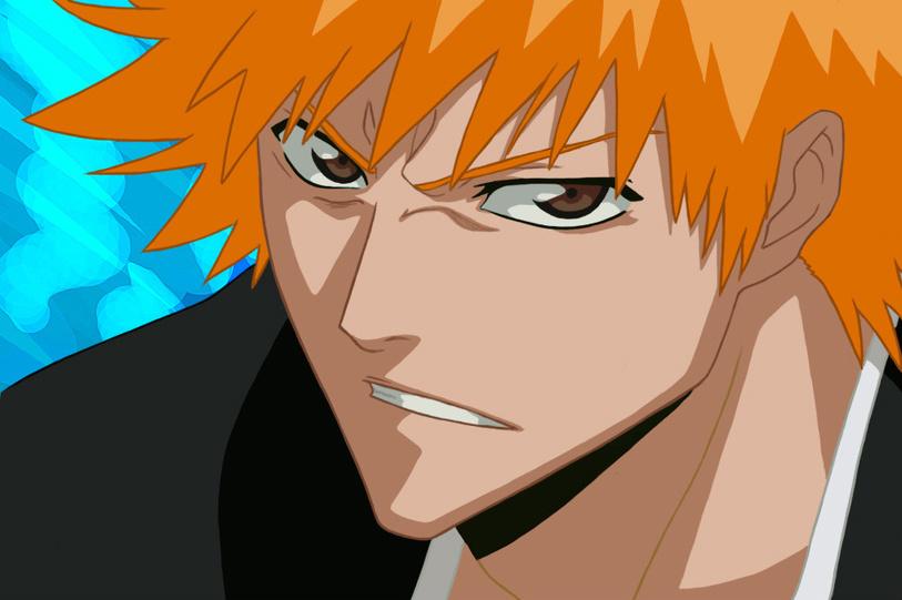 ichigo kurosaki face - photo #40