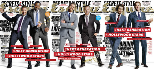 Idris Elba Covers Esquire Magazine