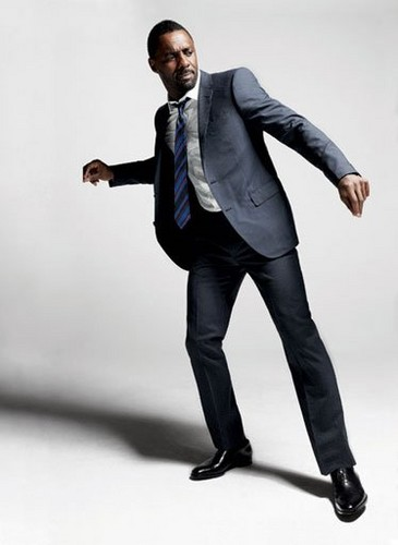 Idris Elba Covers Esquire Magazine