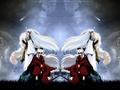InuYasha and Sesshomaru - inuyasha wallpaper