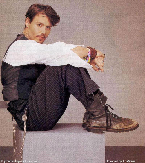 JD Johnny Depp Iii