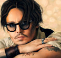 JD ~ Fan Art  - johnny-depp fan art