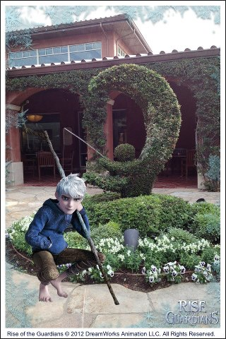 Jack at dreamworks studio
