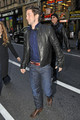 Jackson Rathbone Greets Fans in NYC - jackson-rathbone photo