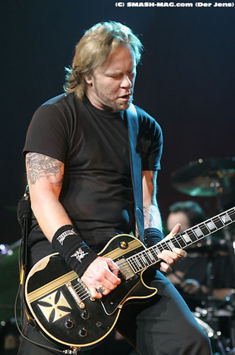 James Hetfield (Metallica) - guitar Photo