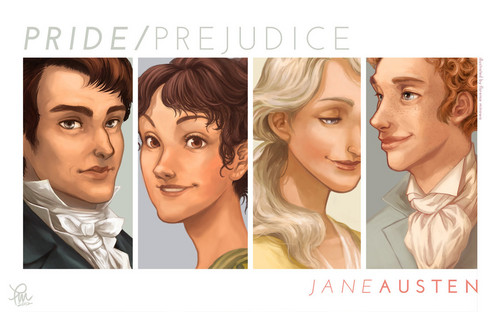 Jane Austen 壁纸 with a portrait titled Jane Austen