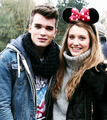 Jella At Disneyland :) 100% Real ♥