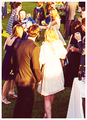 Jennifer Morrison and Sebastian Stan | Lauren Whalen's Wedding