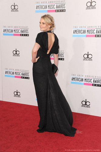 Jennifer Morrison at The 40th American संगीत Awards 2012